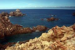Sardinia. Sea of Sardinia, Italy holiday Royalty Free Stock Photo