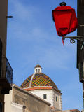 Sardinia. Alghero Stock Image