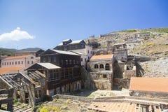 Sardinia. Argentiera Stock Images