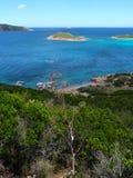 Sardinia - bay in San Teodoro Stock Photo