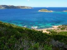 Sardinia - bay in San Teodoro Stock Images