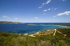 Sardinia - bay in San Teodoro Stock Photography