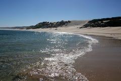 Sardinia Bay South Africa. Beautiful Sardinia Bay in South Africa.  Amazing pristine beach Royalty Free Stock Photos