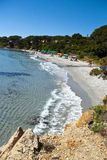 Sardinia beach Stock Image