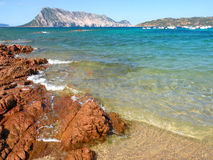 Sardinia beach Stock Photo