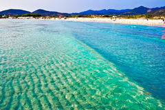 Sardinia Beach Royalty Free Stock Image