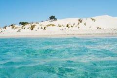 Sardinia beach dunes Royalty Free Stock Photo