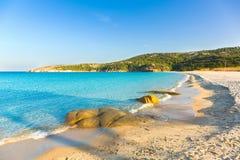 Free Sardinia Beach, The Marmorata, Santa Teresa, Italy. Stock Photography - 89843552