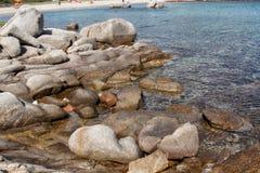 Sardinia beach Royalty Free Stock Photos