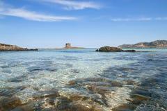 Sardinia beautifl coast Royalty Free Stock Photo