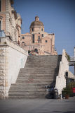 Sardinia.Cagliari Royalty-vrije Stock Foto