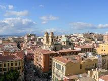 Sardinia. Cagliari Royalty Free Stock Photos