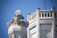 Sardinia.Cagliari royalty free stock photos