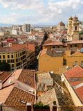 Sardinia. Cagliari Royalty Free Stock Photography