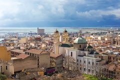 Sardinia, Cagliari, Stampace Stock Photo