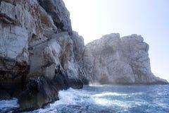 Sardinia, Capo Caccia Royalty Free Stock Image