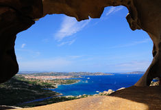 Sardinia Capo Orso Royalty Free Stock Photos