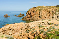 Sardinia, Capo Pecora Stock Photo