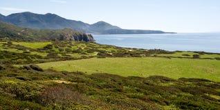 Sardinia, Capo Pecora Stock Images