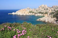 Sardinia Capo Testa Stock Photos
