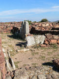 Sardinia. Carbonia Royalty Free Stock Images