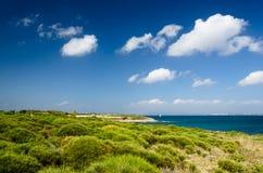 Sardinia, Carloforte Stock Image