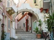 Sardinia. Carloforte Stock Photography