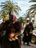 Sardinia. Carnival Stock Images
