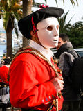 Sardinia. Carnival Royalty Free Stock Photos