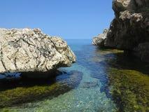 Sardinia coast Stock Image