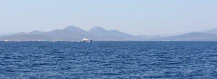 Sardinia Coast Italy Royalty Free Stock Images