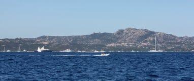 Sardinia Coast At Portisco Royalty Free Stock Photography