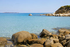 Sardinia coast Royalty Free Stock Photography