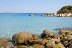 Sardinia coast Royalty Free Stock Photography
