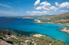 Sardinia_coastal landscape8 Immagini Stock