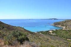 Sardinia coastline - Italy Royalty Free Stock Image