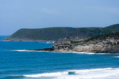 Sardinia. Costa Verde Obrazy Royalty Free