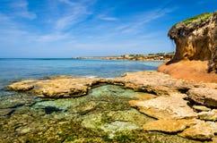Sardinia, Funtana Meiga Royalty Free Stock Image