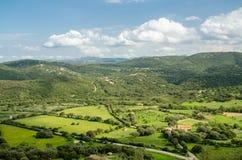 Sardinia, Gallura countryside Royalty Free Stock Photo