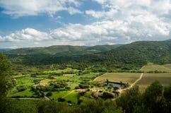Sardinia, Gallura Royalty Free Stock Photos