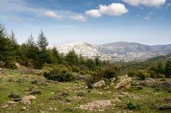 Sardinia, Gennargentu Mountain Royalty Free Stock Photo