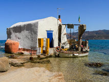 Sardinia. Gonnesa Stock Photography