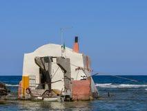 Sardinia. Gonnesa Royalty Free Stock Photos