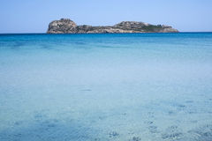 Sardinia hav Royaltyfria Bilder