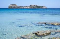 Sardinia hav Arkivfoton