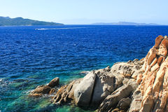 Sardinia hav Royaltyfri Fotografi