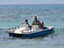 Sardinia hav och löpare Royaltyfri Fotografi
