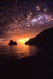 Sardinia. Iglesias. Masua Stock Photo