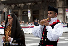 Sardinia instrument royalty free stock image