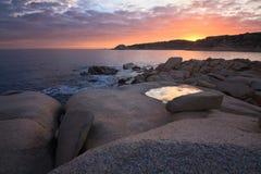 Sardinia, Itália fotos de stock royalty free